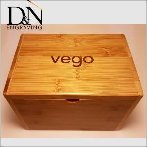 Engraving On Wood Box